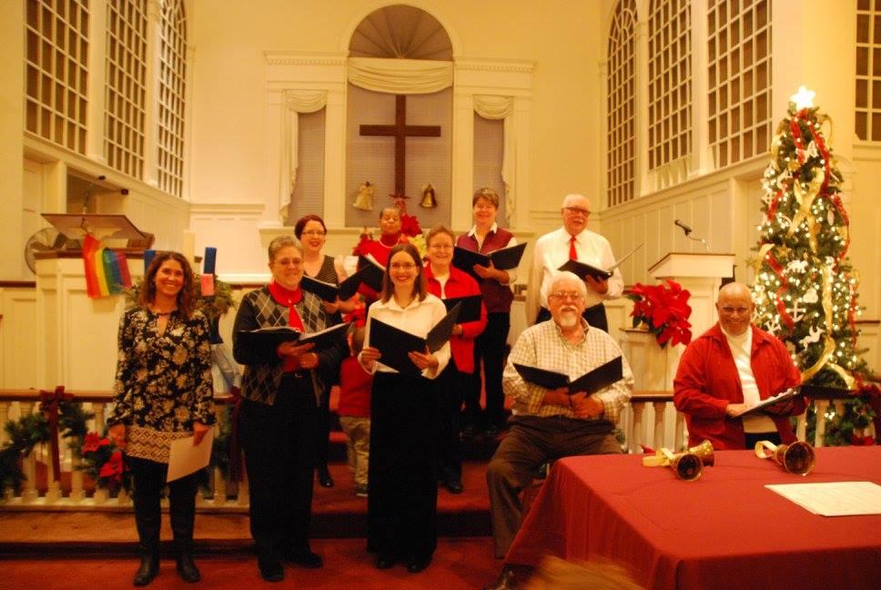 Choir Christmas Eve