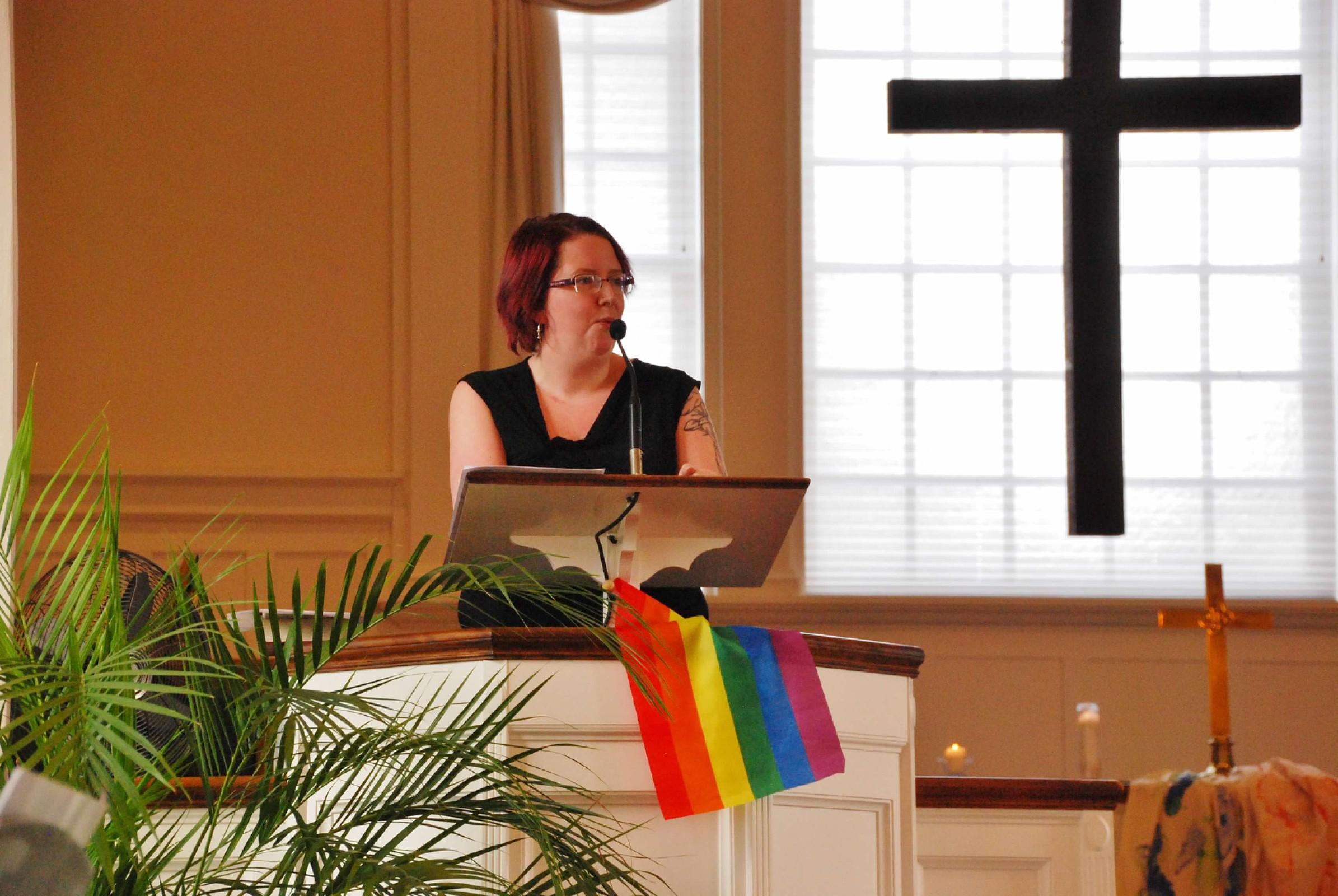 LGBTQ affirming diverse congregation