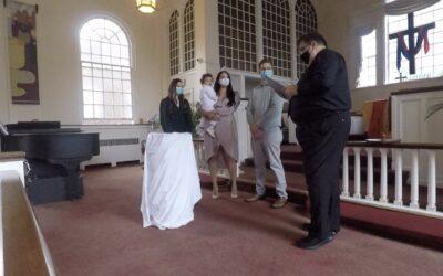Declan's Baptism